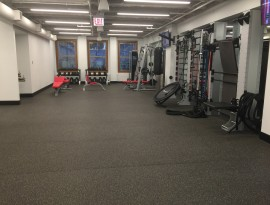 The Fitness Center amenity Powered by Unicus Fitness