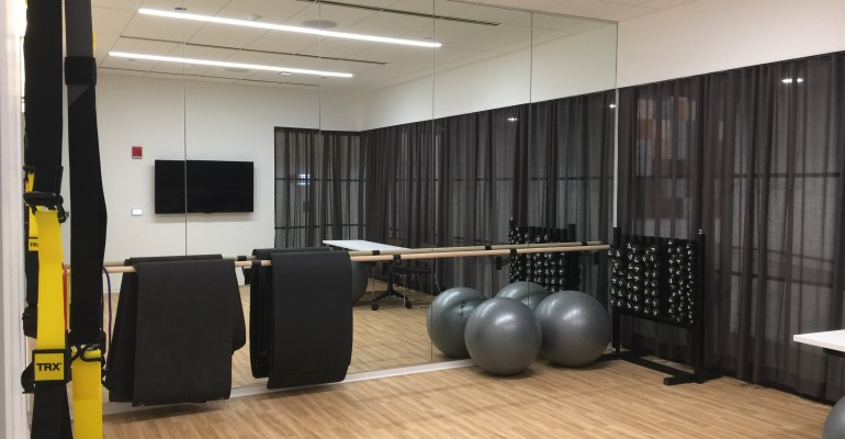 Unicus Fitness provides its signature programming to this fitness amenity.